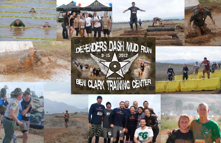Defenders Dash Mud Run