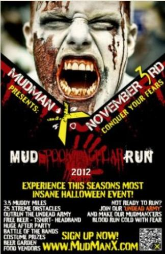 MudSpooktacular Run