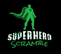 SUPERHERO SCRAMBLE VILLAIN