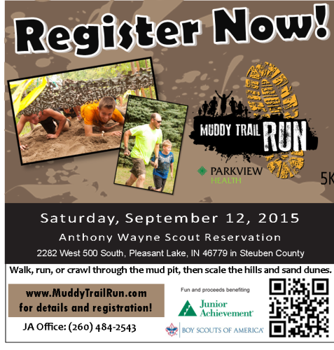 Parkview Muddy Trail Run