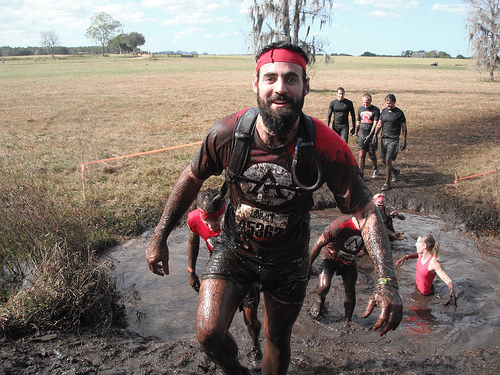 Preparing for a Mud Run