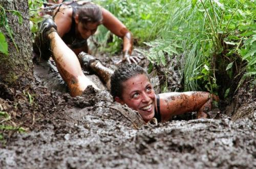 Mud Runs: Become a sponsor!