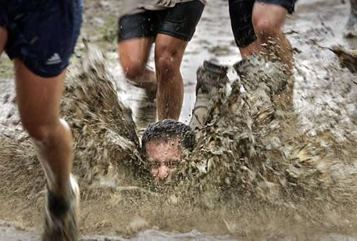mud run FAQs